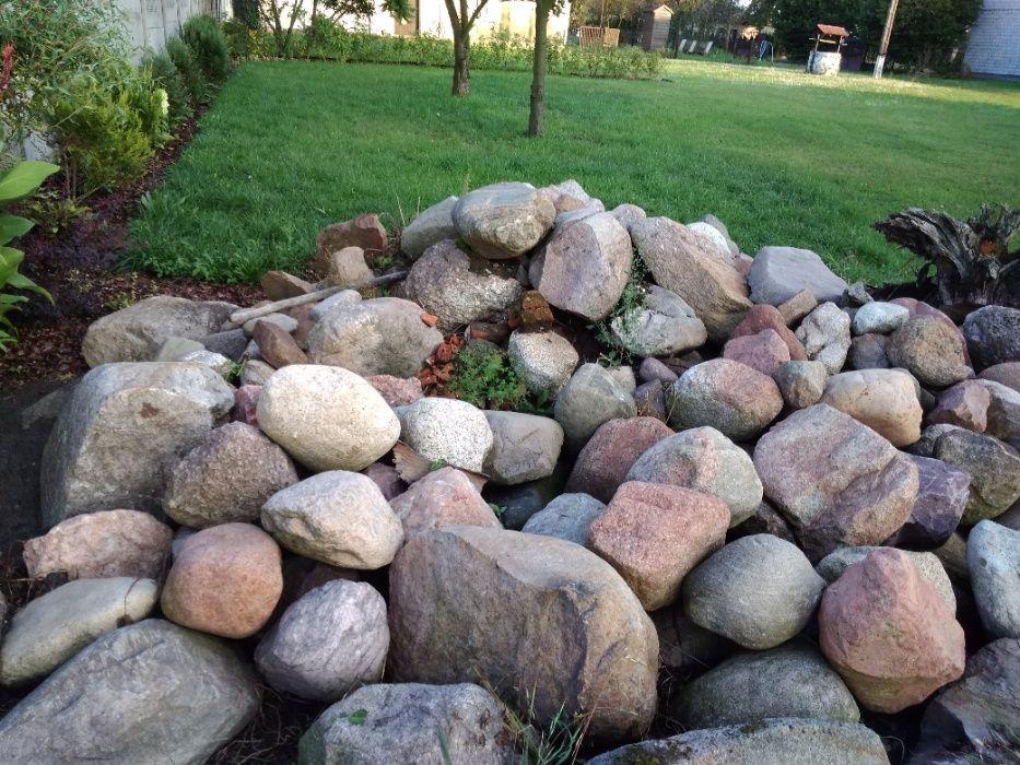 Kamienie na skalniak ogrodowy - 1,5-2m3
