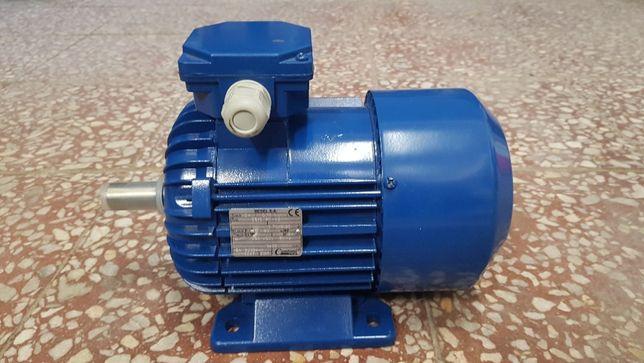 Silnik elektryczny trójfazowy Besel 0.75kW 2SIE 80-4B