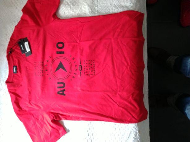 T-shirt nova Diesel M