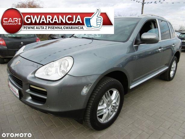 Porsche Cayenne S 4,5 + GAZ 340 KM 4x4 GWARANCJA Zamiana