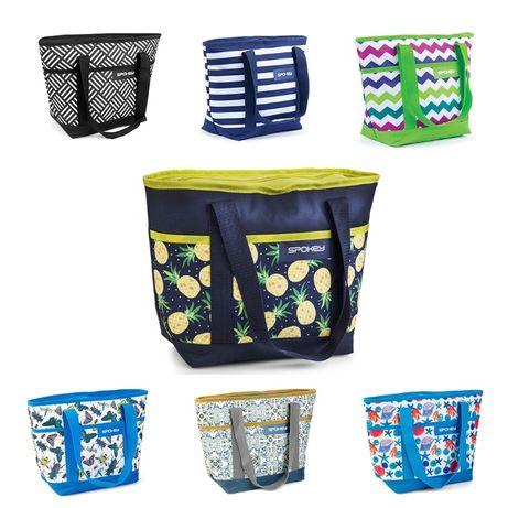 Пляжная сумка, термосумка, сумка-холодильник Spokey Acapulco