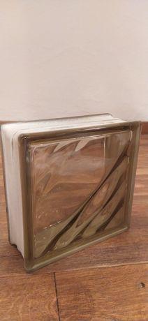 Luksfery pustaki szklane dymione fala