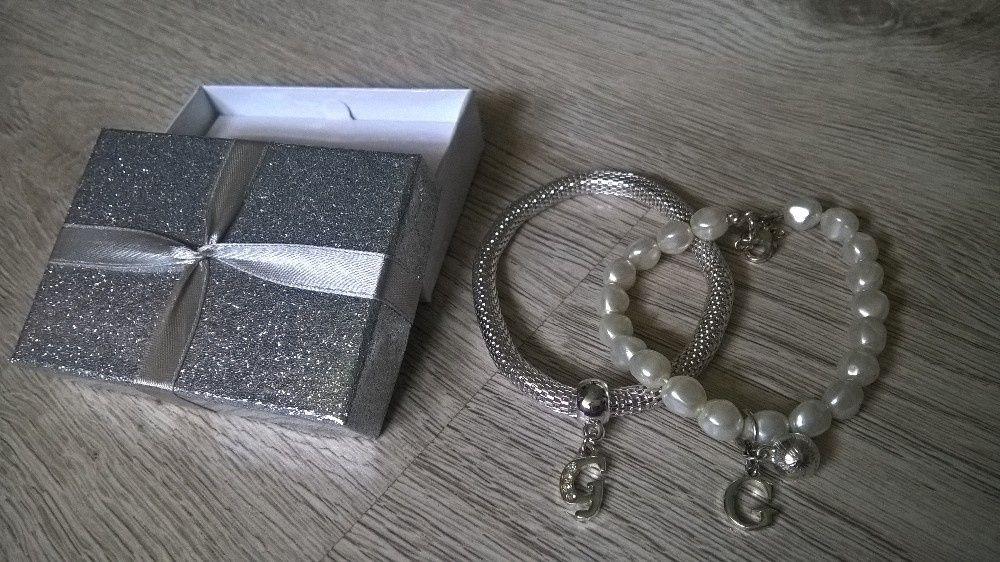 nowe bransoletki avon z literka g Boguchwała - image 1