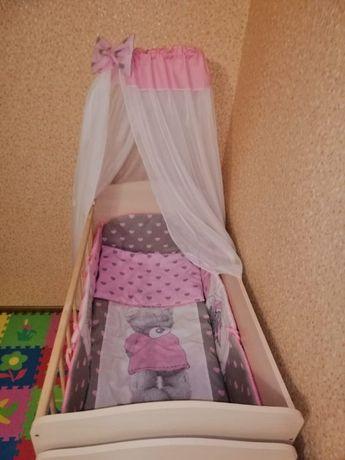 захист, бортики в дитяче ліжечко