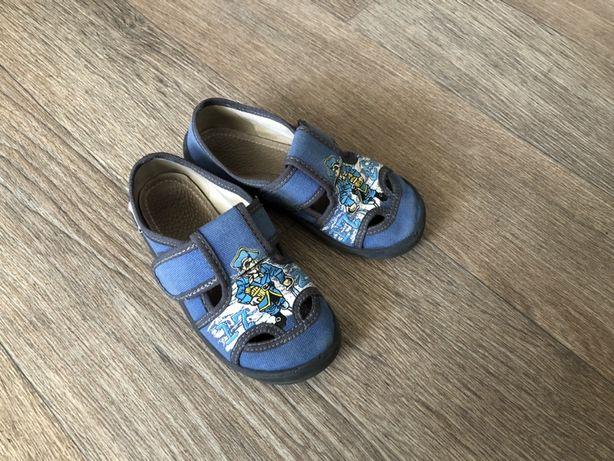 Тапочки для мальчика waldi