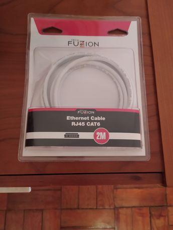 Cabo Ethernet 2 M (Novo por abrir)