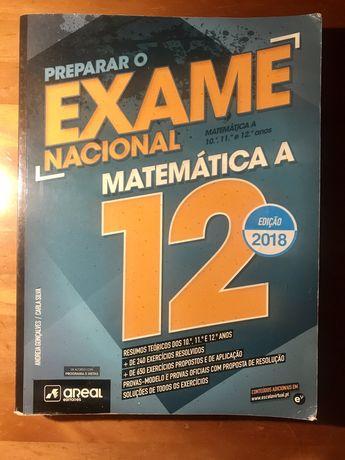 Exame Nacional - matematica A (12°ano)
