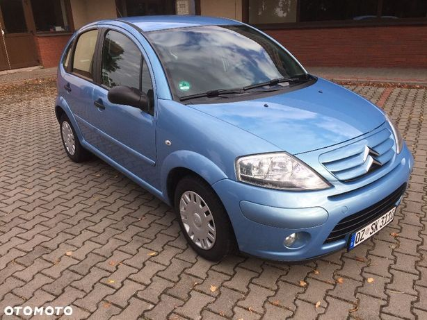Citroën C3 sliczny i bardzo zadbanu 1.4 benzyna POLECAM !!!