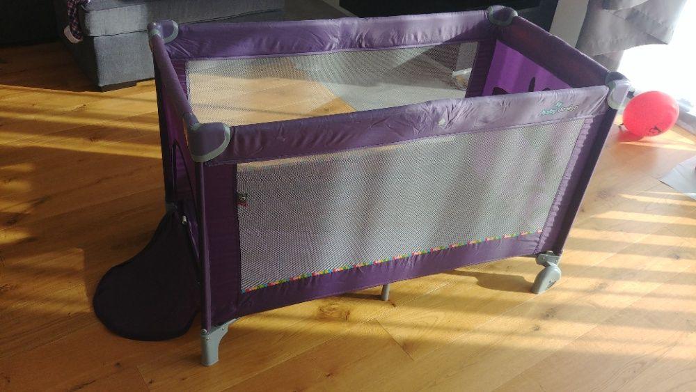 Łóżeczko turystyczne baby design Pęcice Małe - image 1