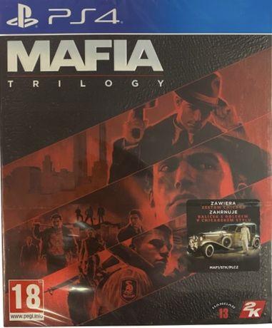 Mafia trylogia PS4/PS5 zamienię na inną gre