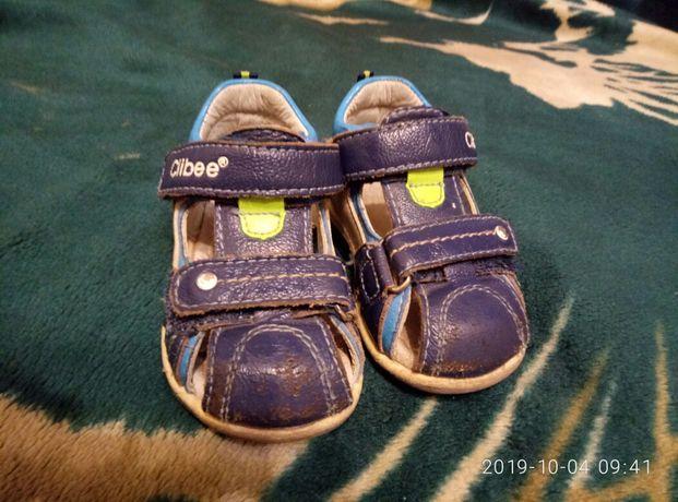 Сандали, обувь для мальчика