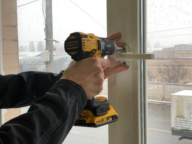 Регулировка ремонт пластиковых окон. Недорого. Замена стеклопакетов