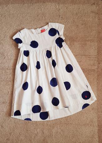Стильное фирменное платье Joules 8лет