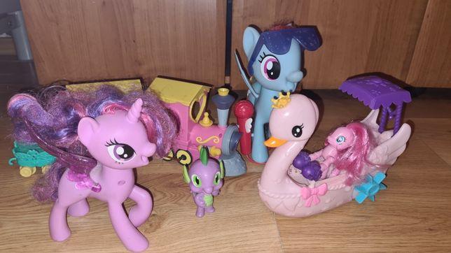 Kucyki Pony i pociąg przyjaźni
