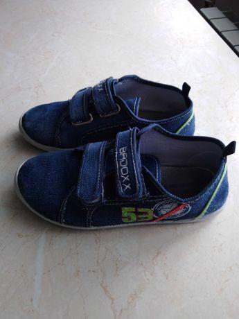 Buty tenisówki chłopięce, roz. 36