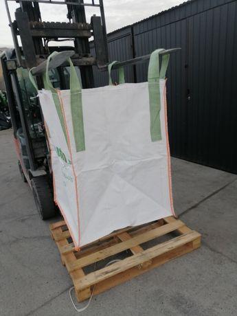 worek typu big bag 90/90/110 cm otwarta góra / Hurt i Detal
