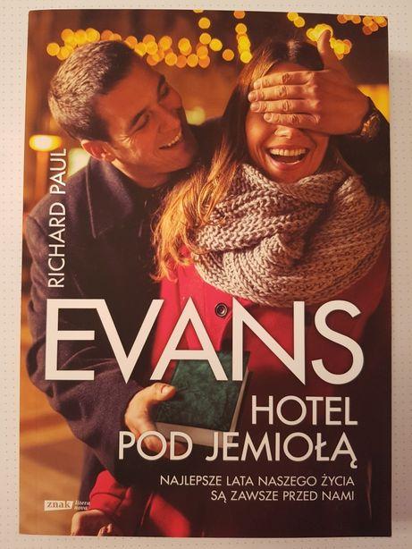 NOWA Książka Hotel pod jemiołą - Richard Paul Evans