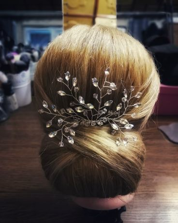 Nowa ozdoba do włosów ślubna