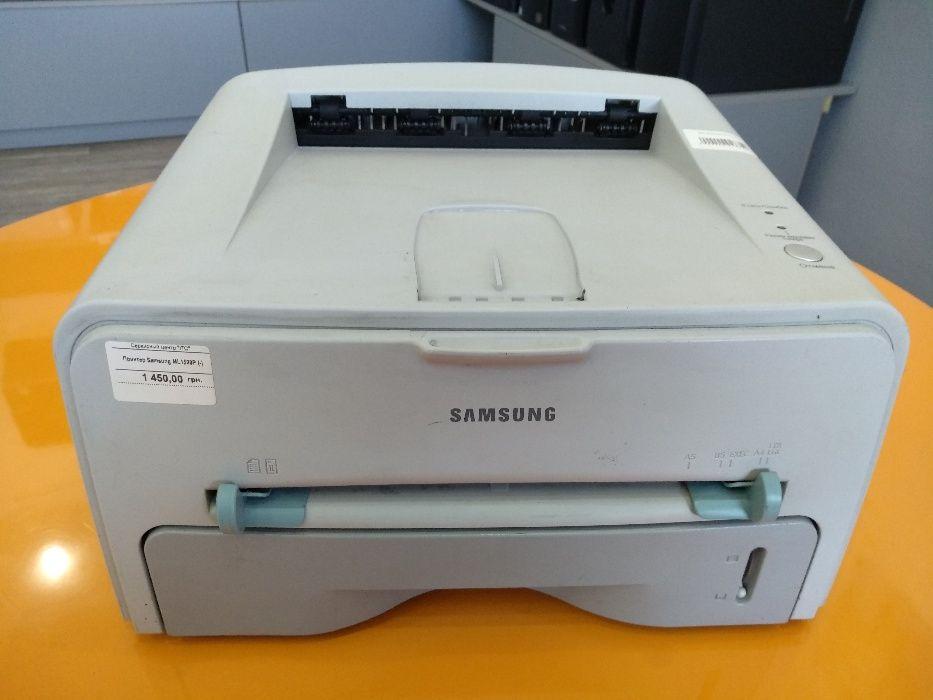 Принтер лазерный Samsung ML-1520P (ГАРАНТИЯ)