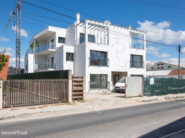 Apartamento T3 Novo - Marinha Grande