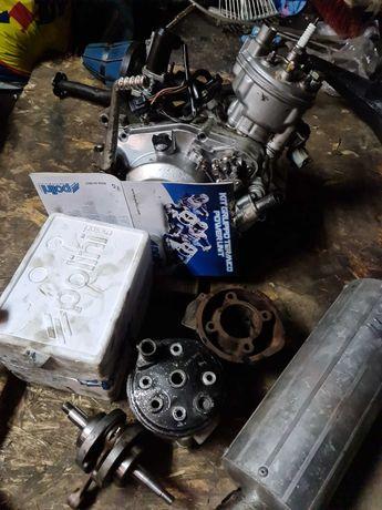 Silnik am6 2011r 80cc