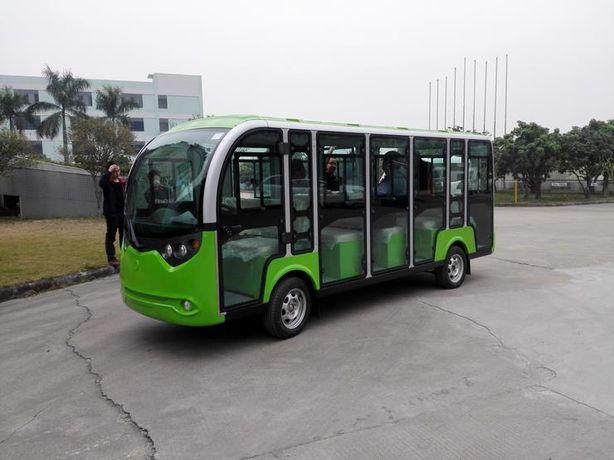 !NOWY! Elektryczny pojazd przeszklony -14os- Melex komunikacja miejska