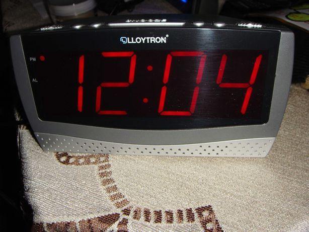 Duży  Zegar  -  Budzik   Duże  Cyfry