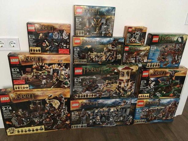 Lego Hobbit 79000 79001 79002 79004 79011 79012 79013 79015 79016 Лего