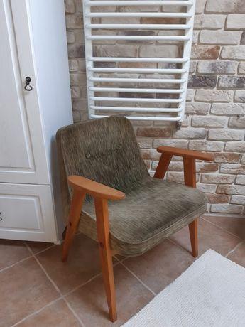 Fotel 366 proj. J. Chierowski
