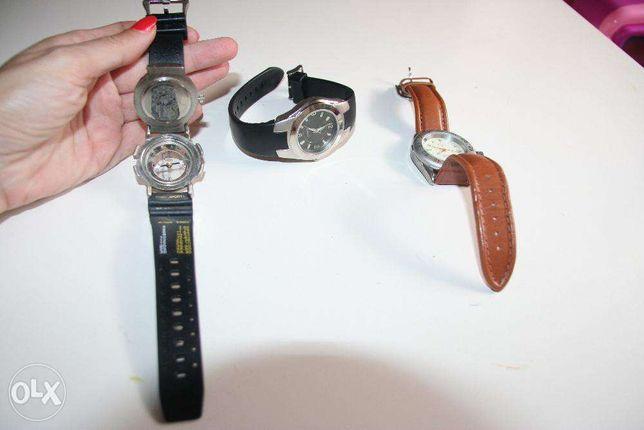 3 Relógios