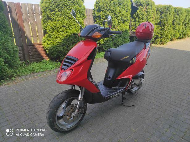 Piaggio Energii 50 zamiana zamienię  motocykl quad cross prl auto WSk