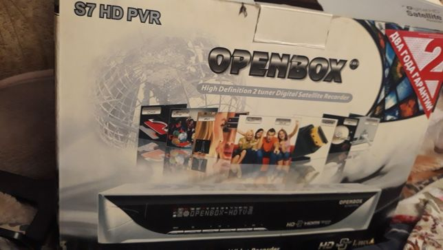 Тюнер openbox s7