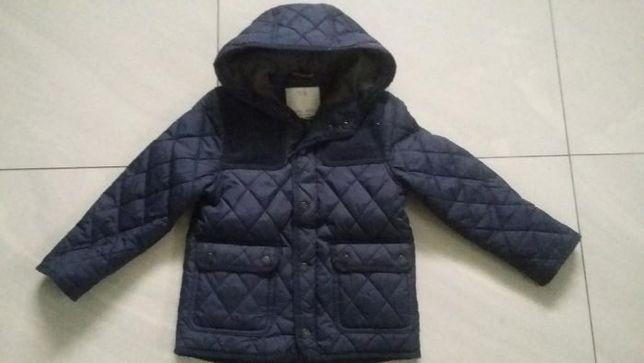 kurtka dziecięca chłopięca roz 116 Zara