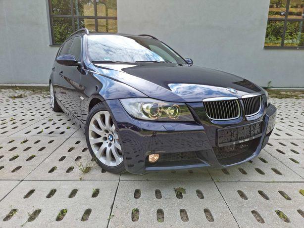 BMW 320i M-Pakiet Navi Xenon Panorama z Niemiec