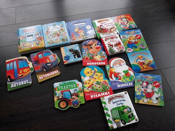 Książeczki dla dzieci, bajki dla małych dzieci