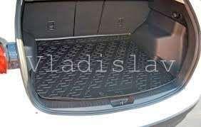 Ковер в багажник Volkswagen Tiguan 2007-2016 коврик фольцваген тигуан