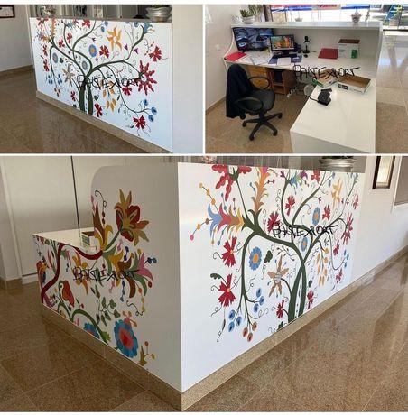 Mobiliario escritorio moveis escolar mesa reuniao cadeira escritorio