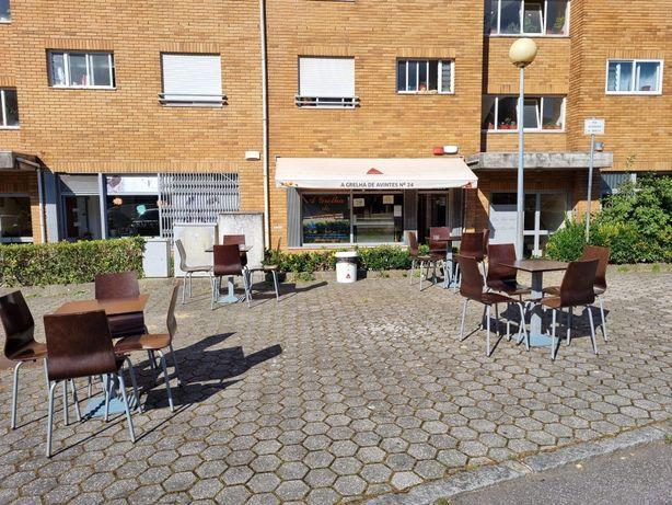 Trespasso Café/Restaurante A Grelha de Avintes 24