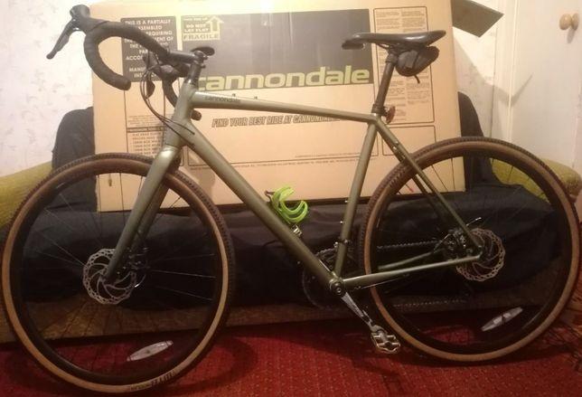 Гравийный велосипед Cannondale topstone sora 2020 Gravel bike