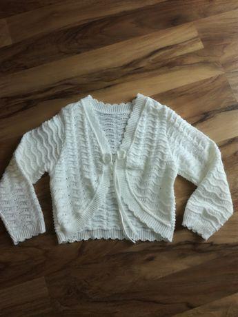 Bolerko, sweterek rozm. 146