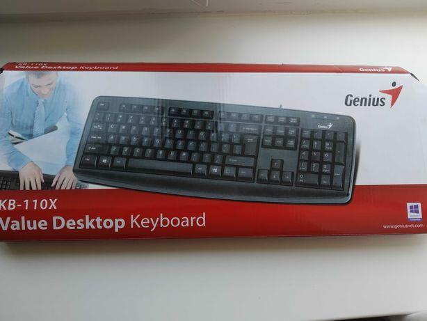 Продам клавиатуру Genius (мембранная)