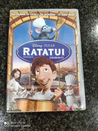 DVD da Disney - Ratatui