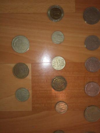 Монеты СССР и зарубежные
