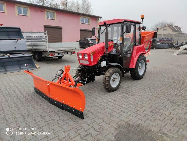 Belarus 320.4 ciągnik komunalny rolniczy sadowniczy tanio nie farmtrac