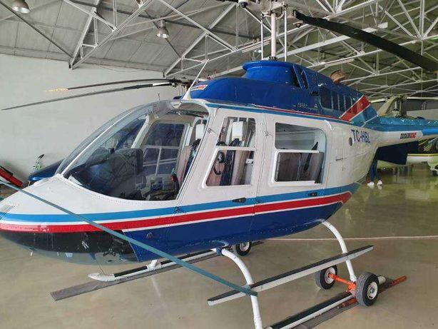 Вертолет BELL 206B3 JETRANGER III  1986 г. (5-местный)