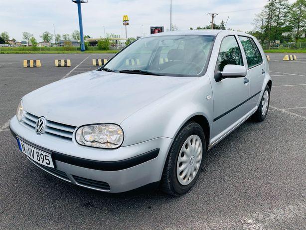 CAR4YOU VW Golf IV 2001 rok 1.6 benzyna Opłacony Klimatyzacja