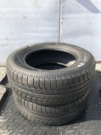 Шины б/у 245/65/17 зима, Michelin Latitude C-Ice