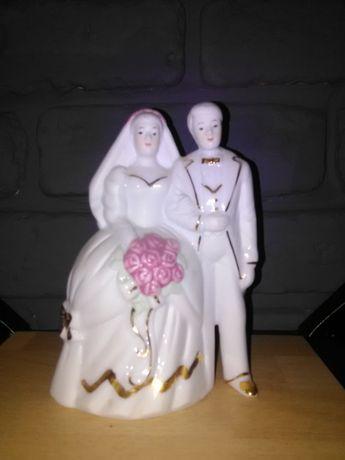 Фигурка на торт,керамика