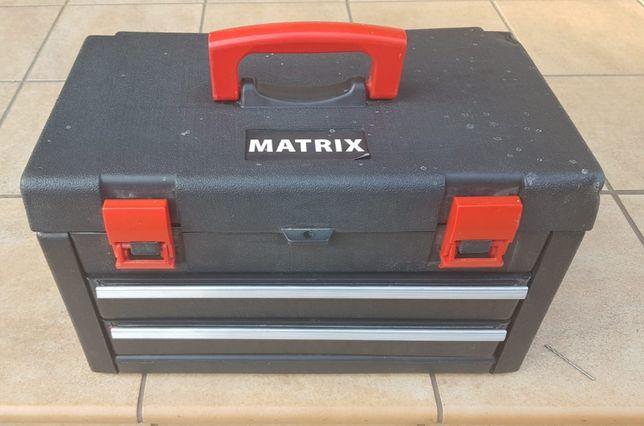 Skrzynka na narzędzia MATRIX dla majsterkowicza