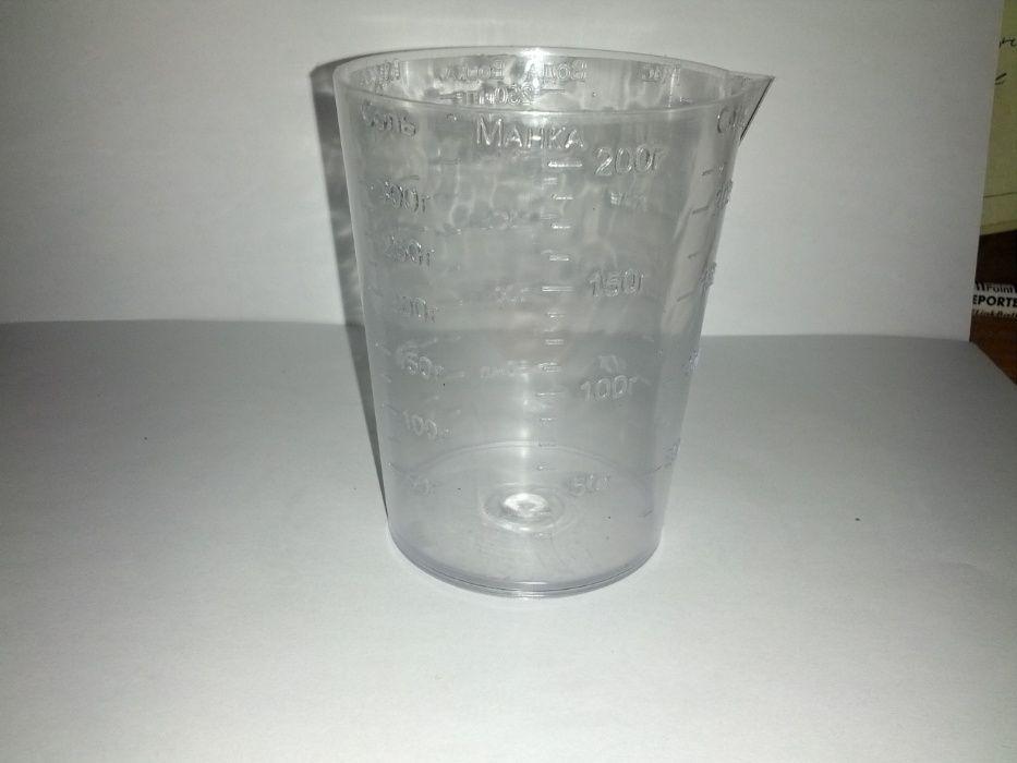 Литьевая пресс-форма на мерный стакан Одесса - изображение 1